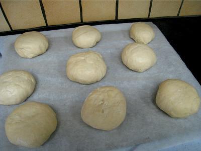 Petits pains anglais - 8.1