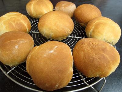 Petits pains anglais - 9.2