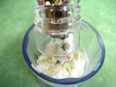Pommes de terre et saumon en salade - 11.3