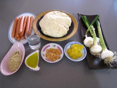 Ingrédients pour la recette : Lapins et lapinoux de Pâques