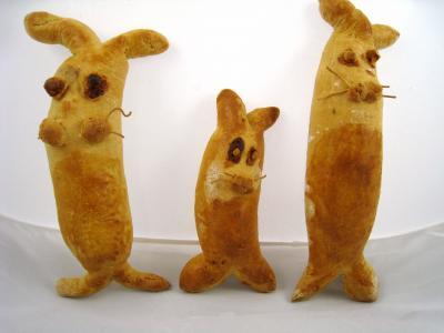 Lapins et lapinoux de Pâques - 10.2
