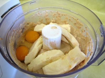 Pouding à la mozzarella et sa sauce aux champignons - 4.3