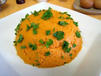 Purée de patates douces - 7.2