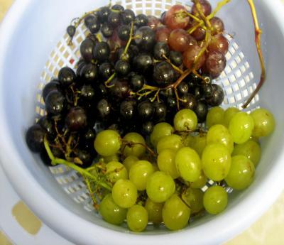 Raisins au vinaigre parfumé - 1.2