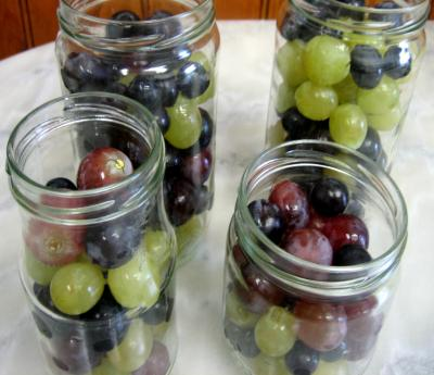 Raisins au vinaigre parfumé - 3.2