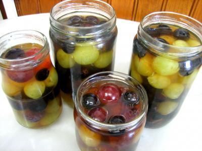 Raisins au vinaigre parfumé - 6.1