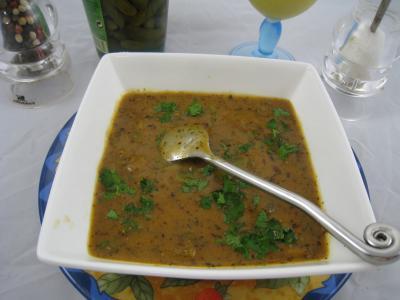 Image : Ramequin de sauce sainte-Ménéhould à la tomate