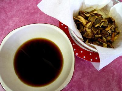 Rognons de veau sautés aux cèpes et ses fonds d'artichauts - 5.1