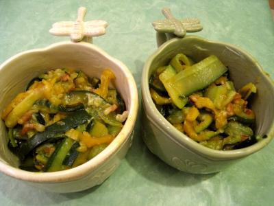 Sauté de légumes et ses oeufs au bain-marie - 9.1
