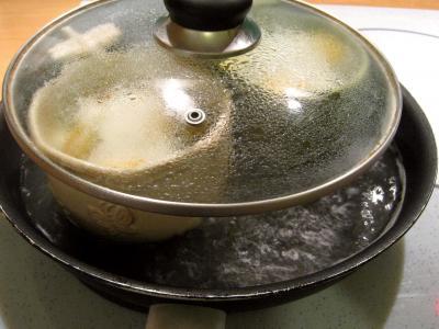 Sauté de légumes et ses oeufs au bain-marie - 11.2