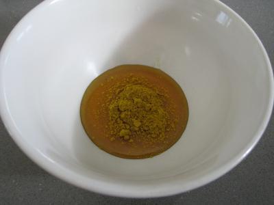 Gigot caramélisé au miel - 2.3
