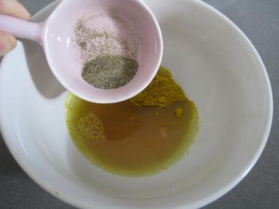Gigot caramélisé au miel - 3.1