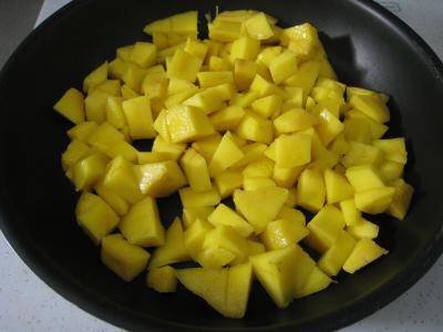 Mascarpone à la noix de coco et mangue - 2.1
