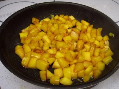 Mascarpone à la noix de coco et mangue - 2.3
