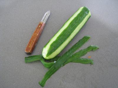Salade d'asperges et crudités - 2.4