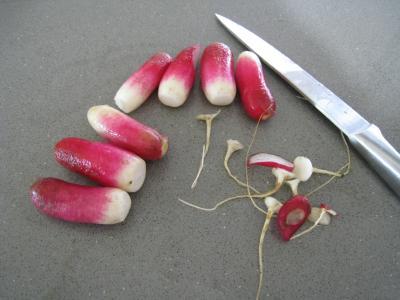 Salade d'asperges et crudités - 3.4
