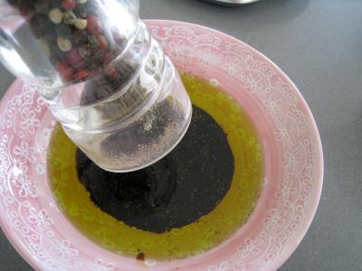 Salade d'asperges et crudités - 10.4