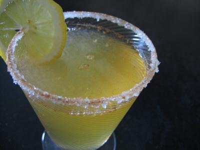 Cocktail sans alcool aux pommes pour diabétiques - 1.1