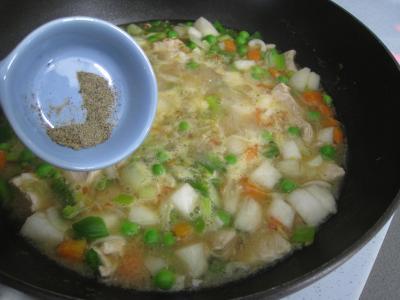 Pâtes complètes aux carottes et légumes pour diabétiques - 10.2