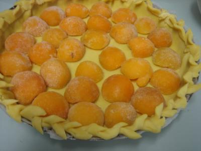 Tarte aux abricots pour diabétiques - 3.1