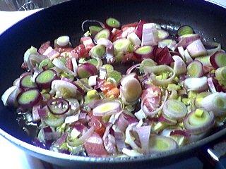 Omelette aux ognasses à la landaise - 3.1