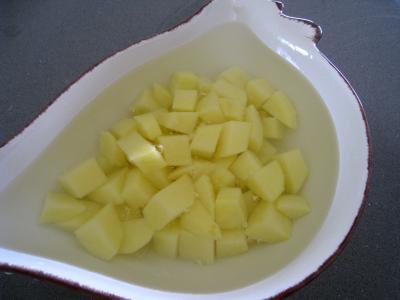 Crème d'ognasses et d'asperges façon landaise - 1.4