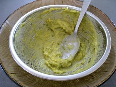 Crème d'ognasses et d'asperges façon landaise - 10.2