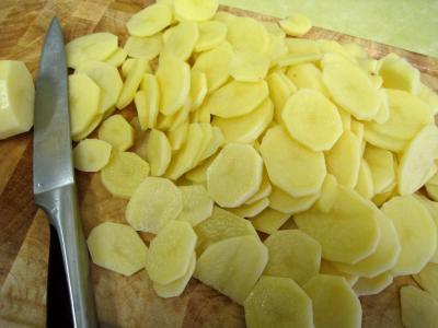 Souris d'agneau aux pommes de terre et aux oignons - 3.2