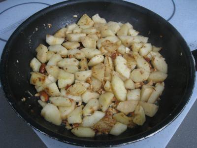 Verrines de poires aux noix de cajou et aux amandes - 3.2