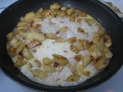 Verrines de poires aux noix de cajou et aux amandes - 3.4