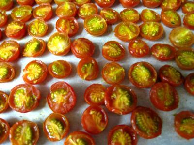 tomates cerise confites supertoinette la cuisine facile. Black Bedroom Furniture Sets. Home Design Ideas