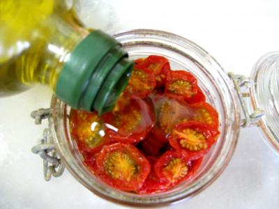 Tomates-cerise confites - 6.1