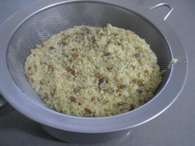 Sauté de carottes et fèves à la semoule - 10.1