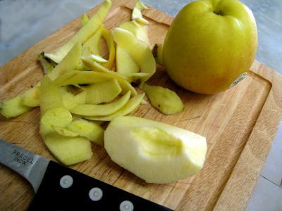 Boudin aux pommes et aux petits pois - 4.1