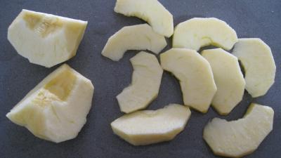 Flamusse ou flan aux pommes façon bourguigonne - 1.4