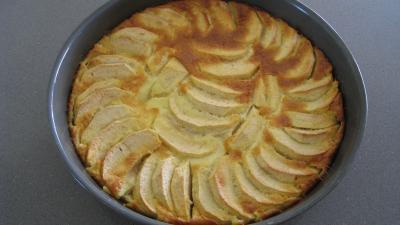 Flamusse ou flan aux pommes façon bourguigonne - 5.2