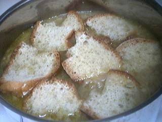 Soupe à l'oignon gratiné - 5.2