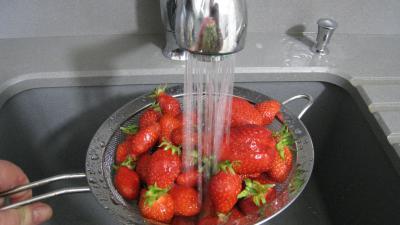 Tarte aux fraises - 1.1