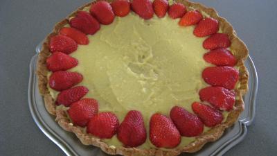 Tarte aux fraises - 7.2