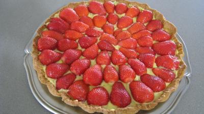 Tarte aux fraises - 7.4