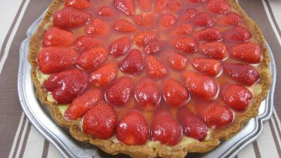 Tarte aux fraises - 9.2