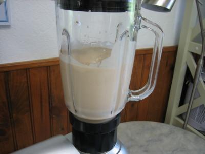Cocktail de crème de cerises - 4.1