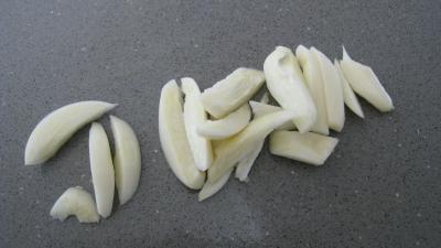 Aubergines aux oignons à la chinoise - 1.3