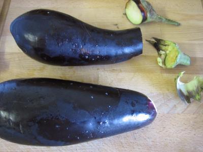 Aubergines aux oignons à la chinoise - 3.1