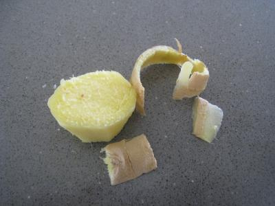 Aubergines aux oignons à la chinoise - 2.3