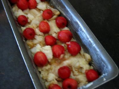 Terrine de saumon aux cerises - 7.2