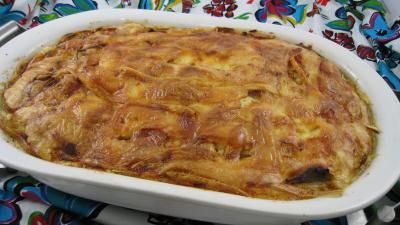 Aubergines à la raclette - 9.2