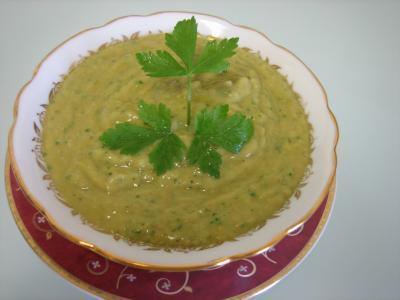 Salade à la Mexicaine et sauce guacamole - 7.4