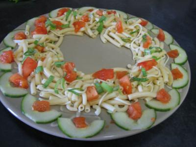 Salade à la Mexicaine et sauce guacamole - 10.1