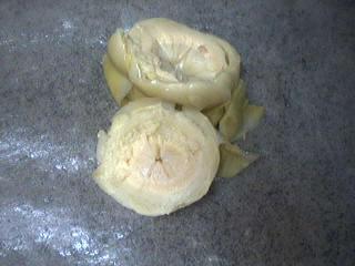 Aumônières aux artichauts - 2.1